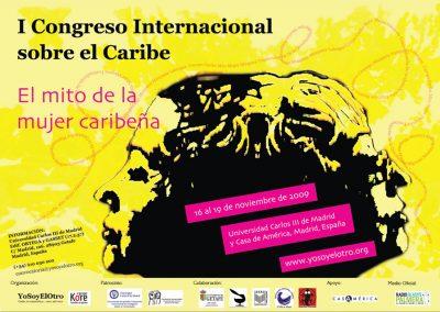 Cartel-I-Congreso-Internacional-sobre-el-Caribe-2009