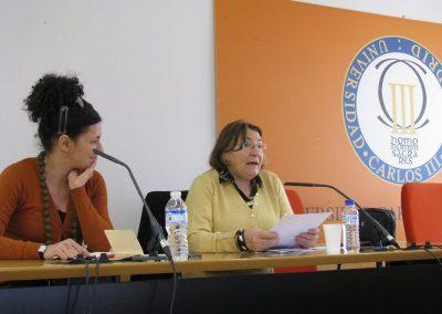 Celina Manzoni y Adriana López-Labourdette