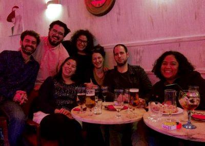 Fiesta equipo YSEO 2014