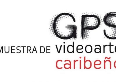 GPS muestra de video arte caribeño