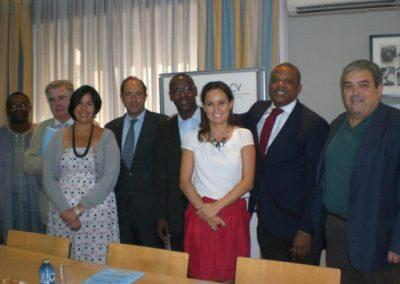 Organización AfroMadrid 2015