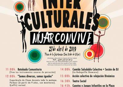 Participación en las III Jornadas interculturales Níjar Convive.