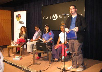 Presentación Casa América 2012