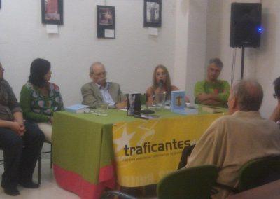 Presentación El Mito de la Mujer Caribeña en Traficantes de Sueños. Madrid 2011