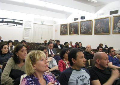 Presentación en el Museo Antropológico de Madrid. 2012