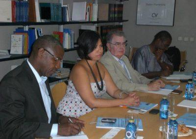 Reuniones para la organización de AfroMadrid 2015